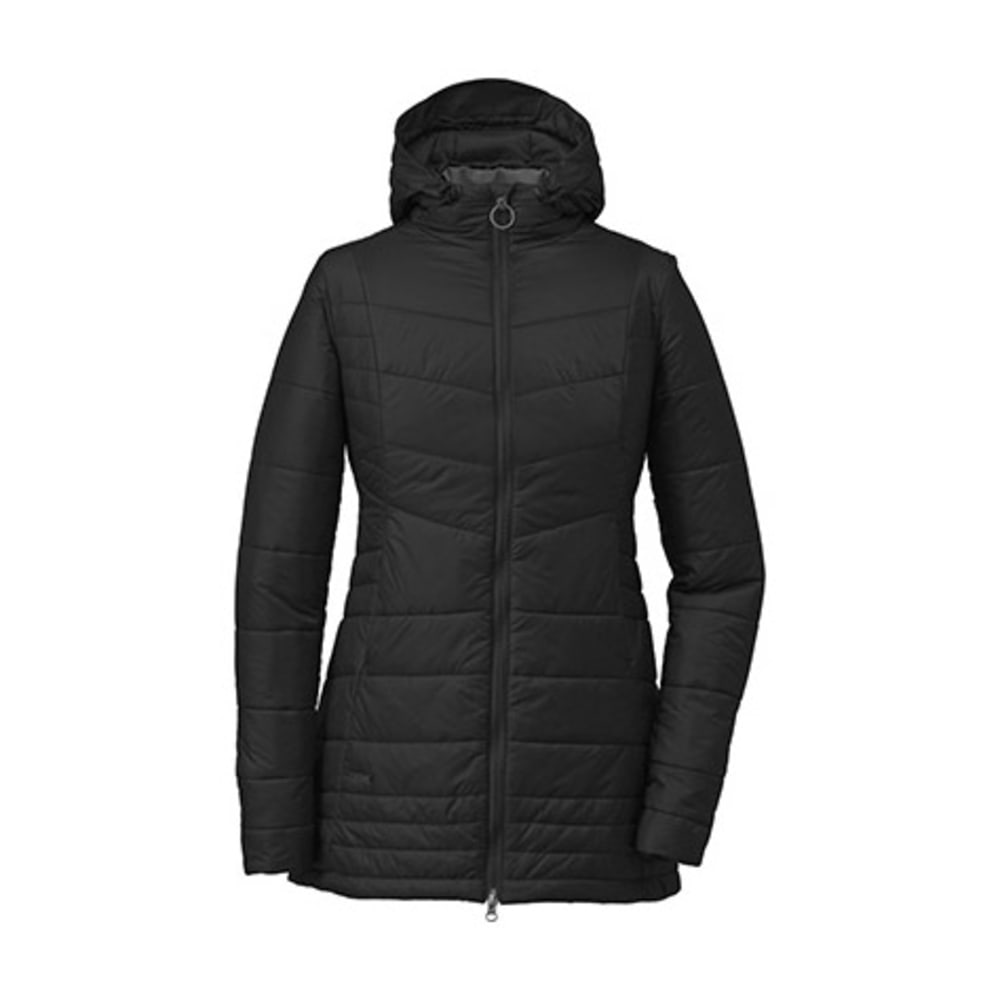 OUTDOOR RESEARCH Women's Breva Parka with Hood - 0116-BLACK