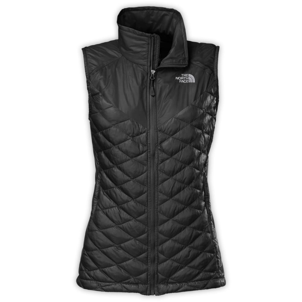 THE NORTH FACE Women's ThermoBall Remix Vest - TNF BLACK/TNF BLACK