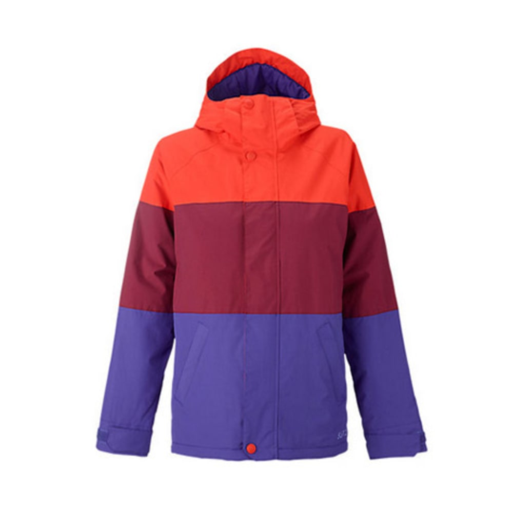 BURTON Women's Radiant Snowboard Jacket - ARIES COLORBLOCK