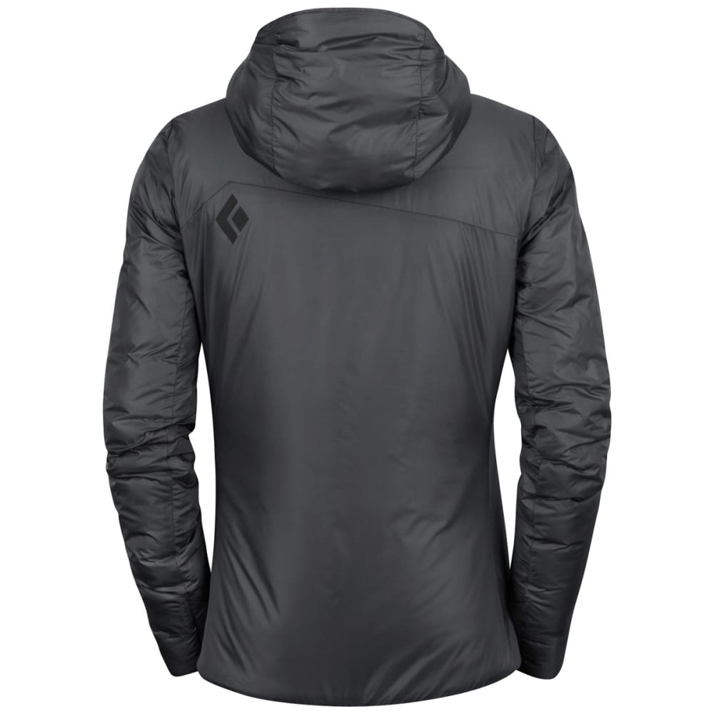 BLACK DIAMOND Women's Stance Belay Hoodie - SLATE