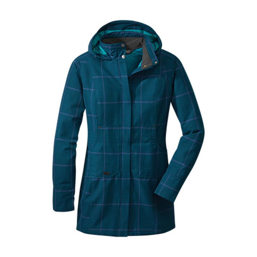 OUTDOOR RESEARCH Women's Decibelle Jacket - ALPINE LAKE/ULTRAVIO