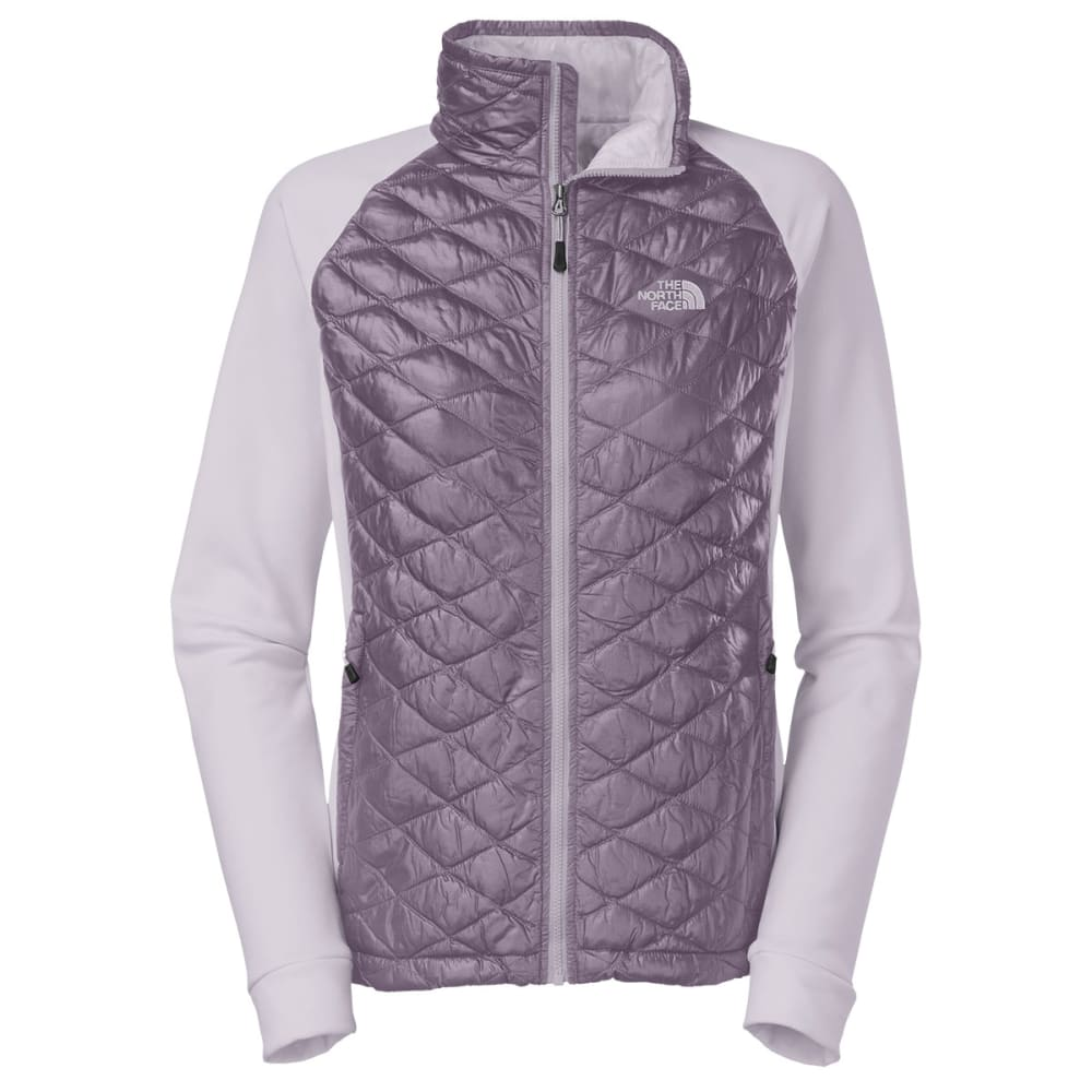 b6fe4d24a THE NORTH FACE Women's ThermoBall Hybrid Hoodie