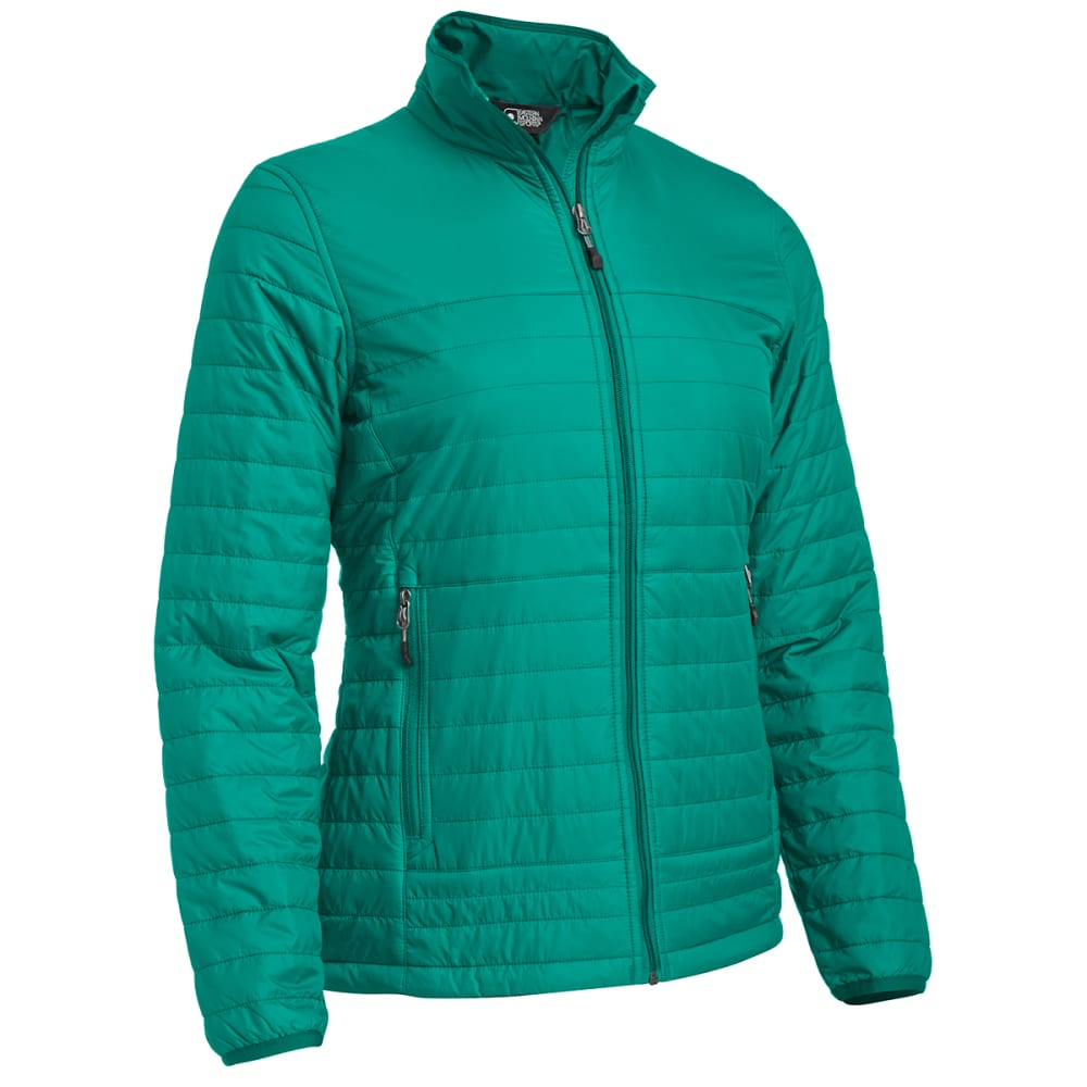 EMS® Women's Prima Pack Insulator Jacket - VIRIDIS