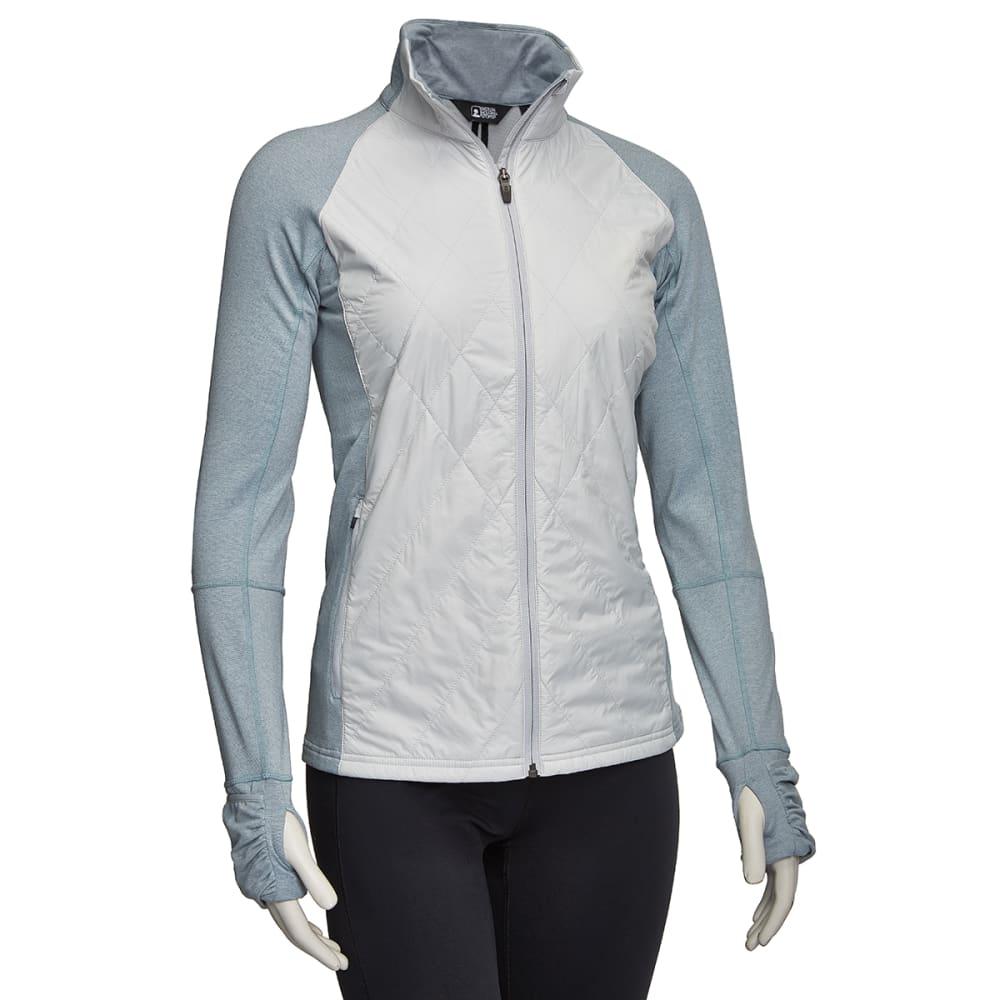 EMS® Women's Excel Alpha Hybrid Jacket - NIMBUS