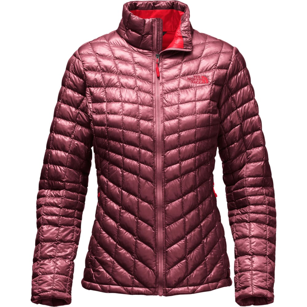 THE NORTH FACE Women's Thermoball™ Full Zip Jacket - DEEP GARNET RED
