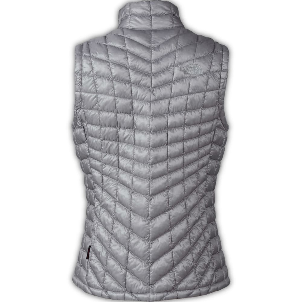 THE NORTH FACE Women's Thermoball™ Vest - METALLIC SILVER