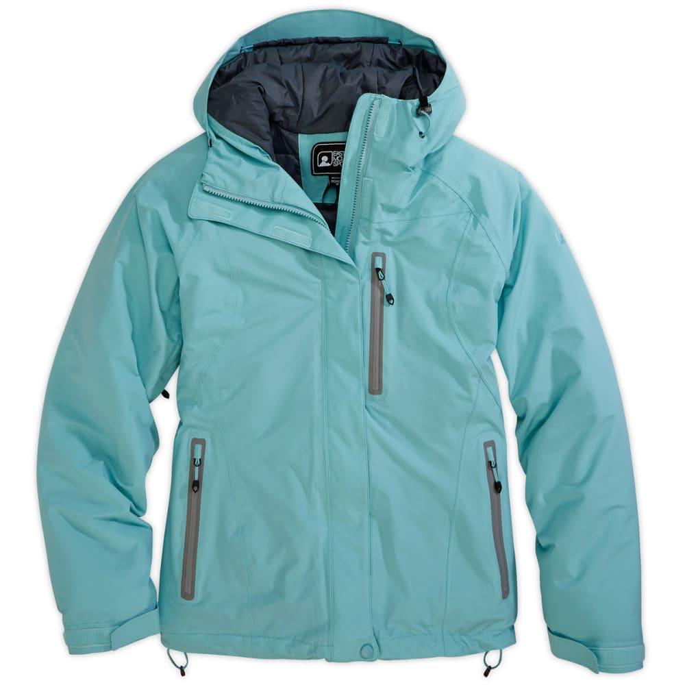 EMS Women's All-Mountain Insulatedd Jacket - AQUA HAZE