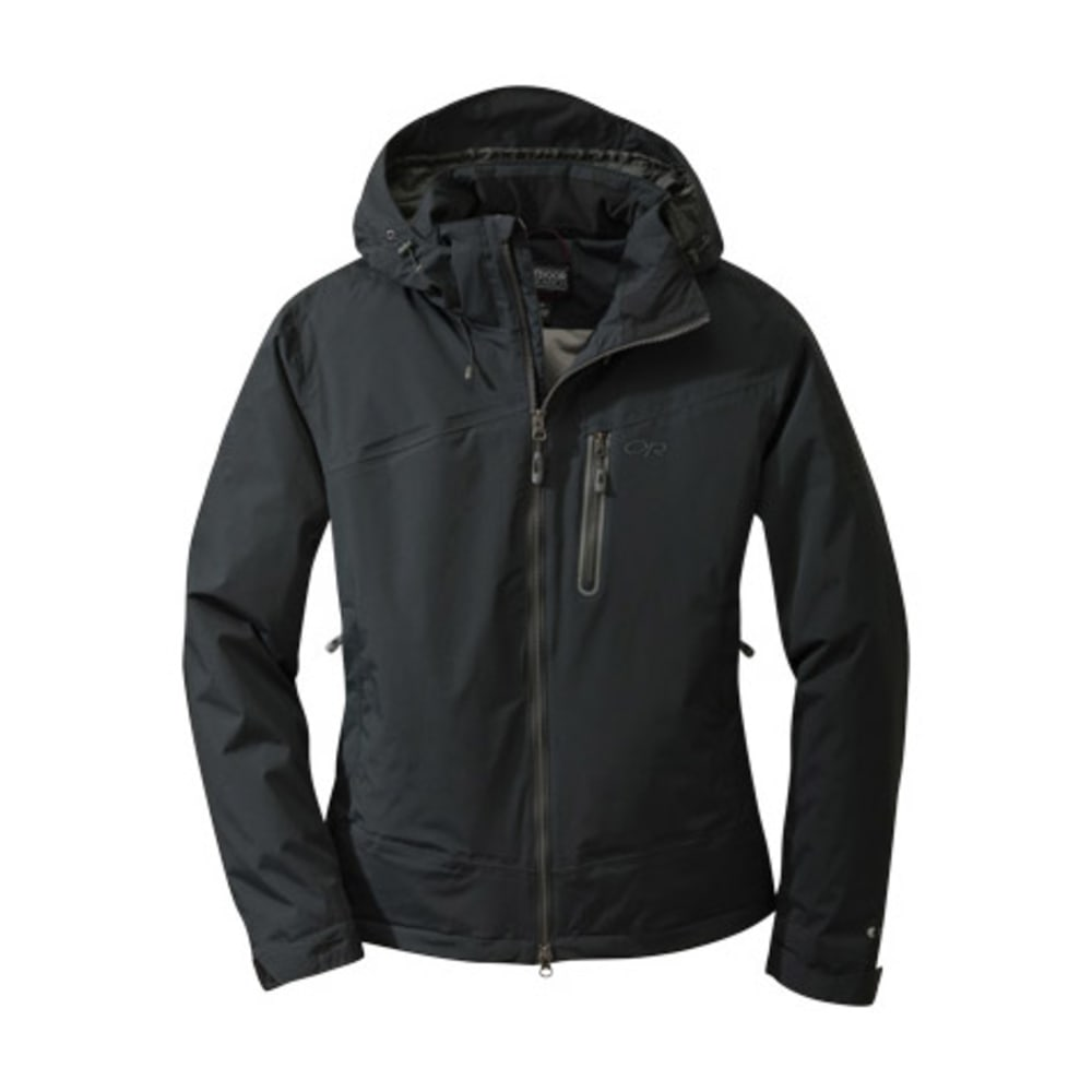 OUTDOOR RESEARCH Women's Igneo Jacket - BLACK