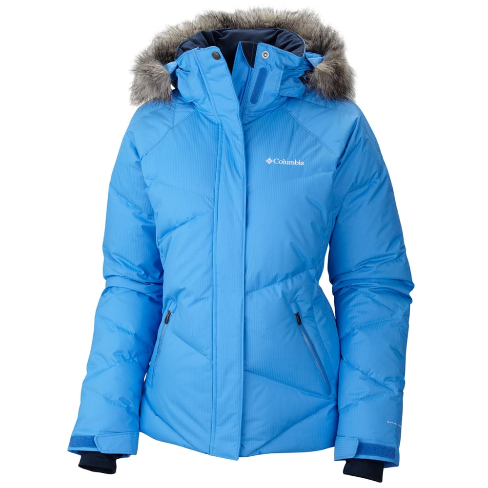 Columbia down jackets for women