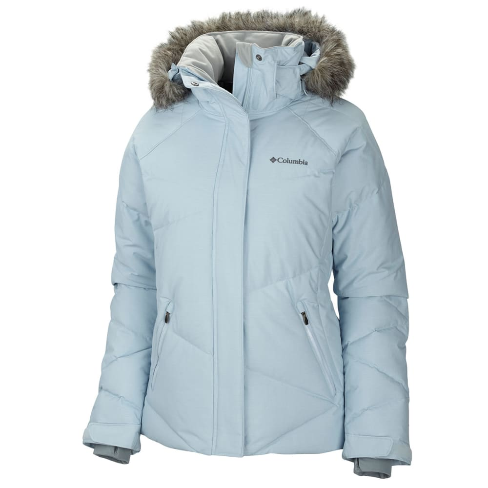 COLUMBIA Women's Lay 'D' Down™ Jacket - MIRAGE METALLIC