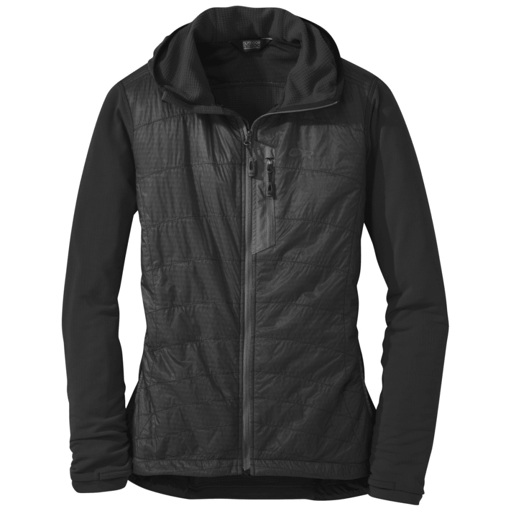 OUTDOOR RESEARCH Women's Deviator Hoody - BLACK