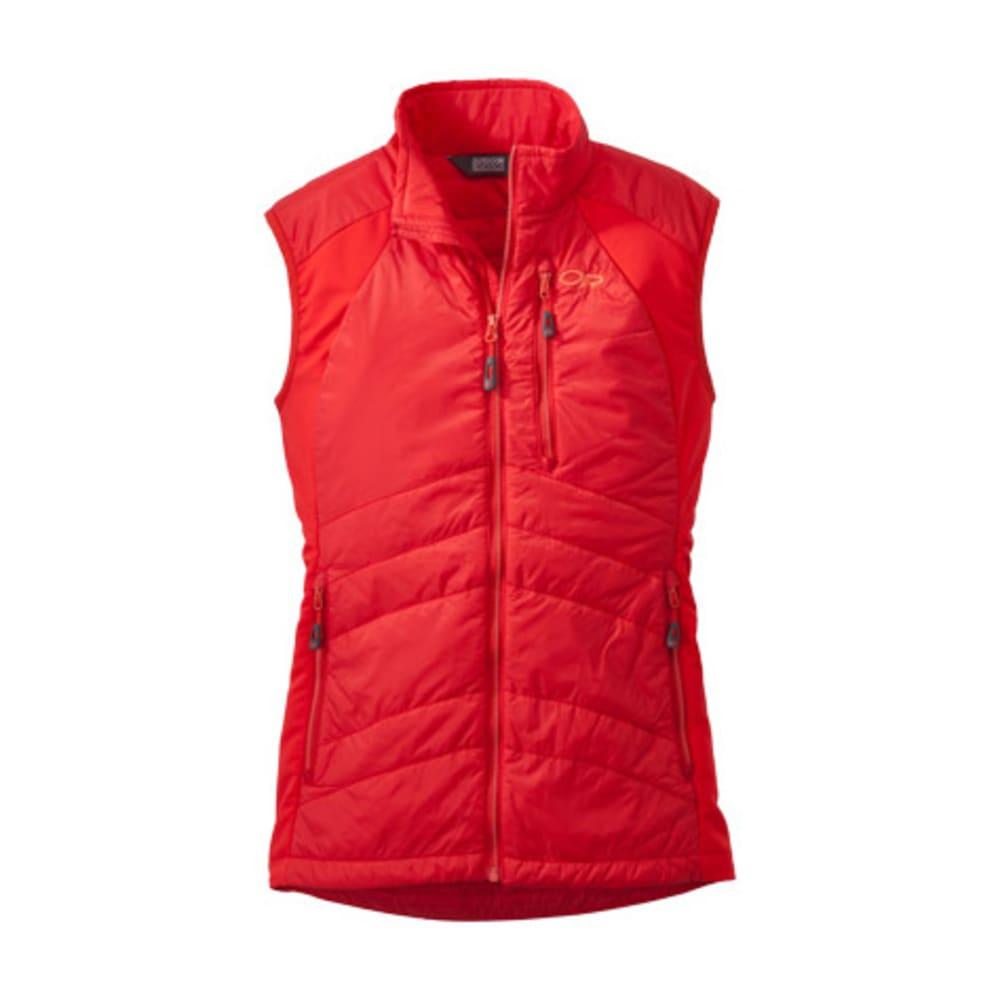 OUTDOOR RESEARCH Women's Cathode Vest - FLAME