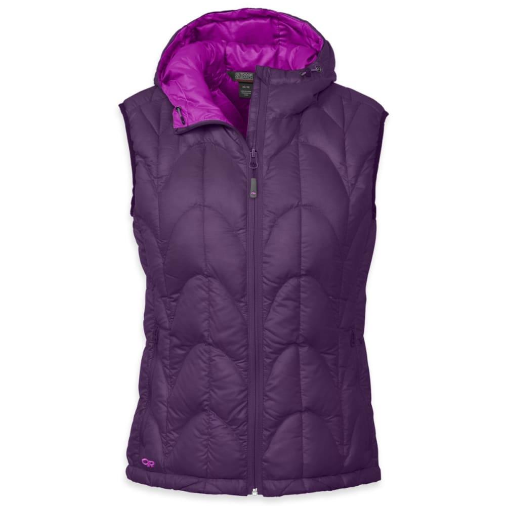 OUTDOOR RESEARCH Women's Aria Vest - ELDERBERRY/ULTRVLT