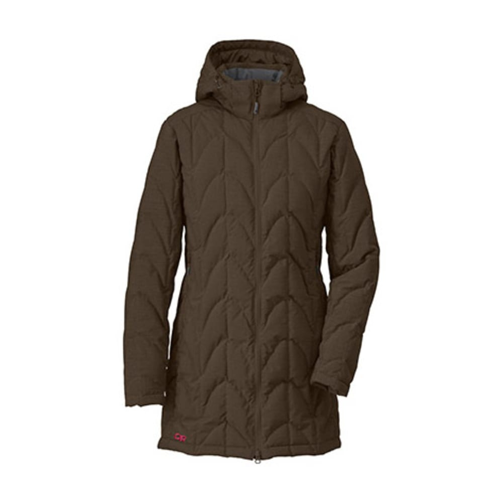 OUTDOOR RESEARCH Women's Aria Storm Parka - EARTH