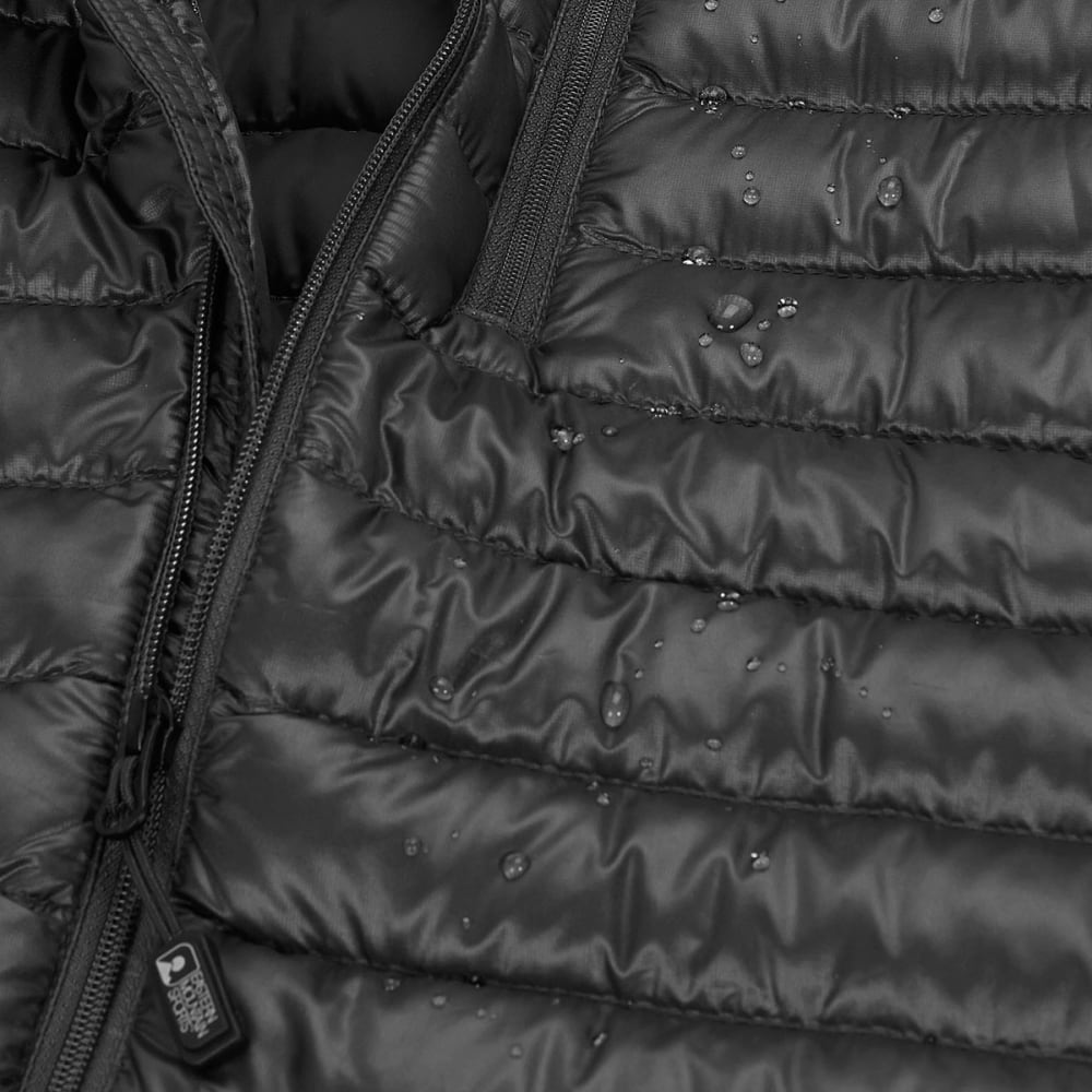 EMS Womens Icarus Down Jacket - High Rise - JET BLACK