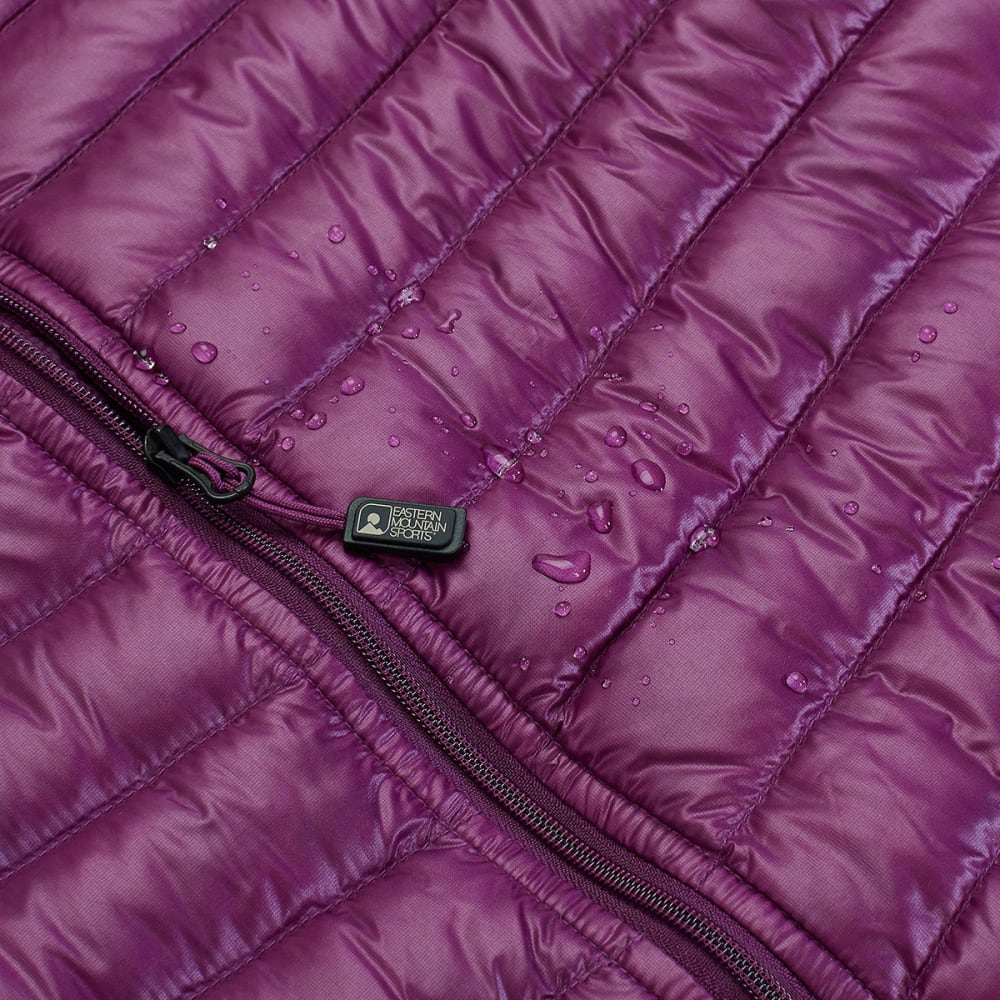 EMS Womens Icarus Down Jacket - High Rise - GLOXINIA