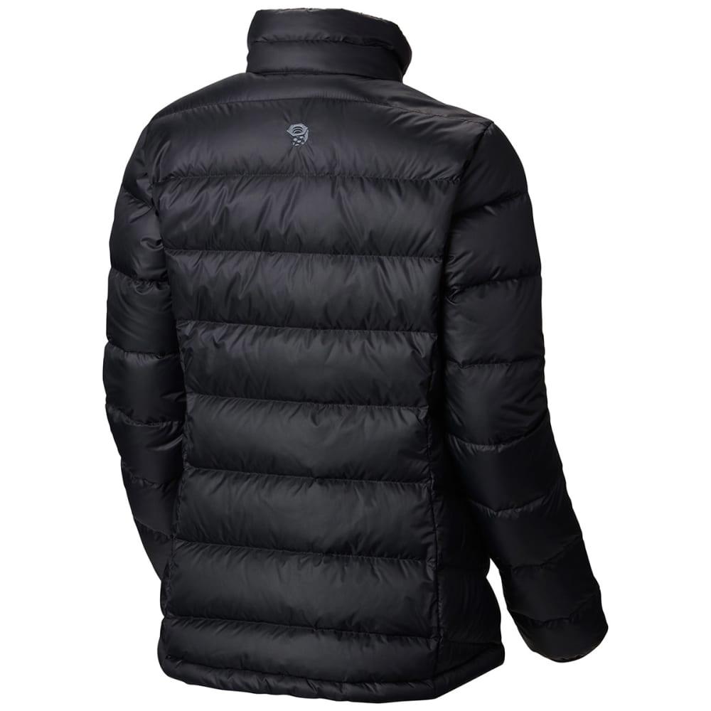 MOUNTAIN HARDWEAR Women's Ratio Down Jacket - BLACK