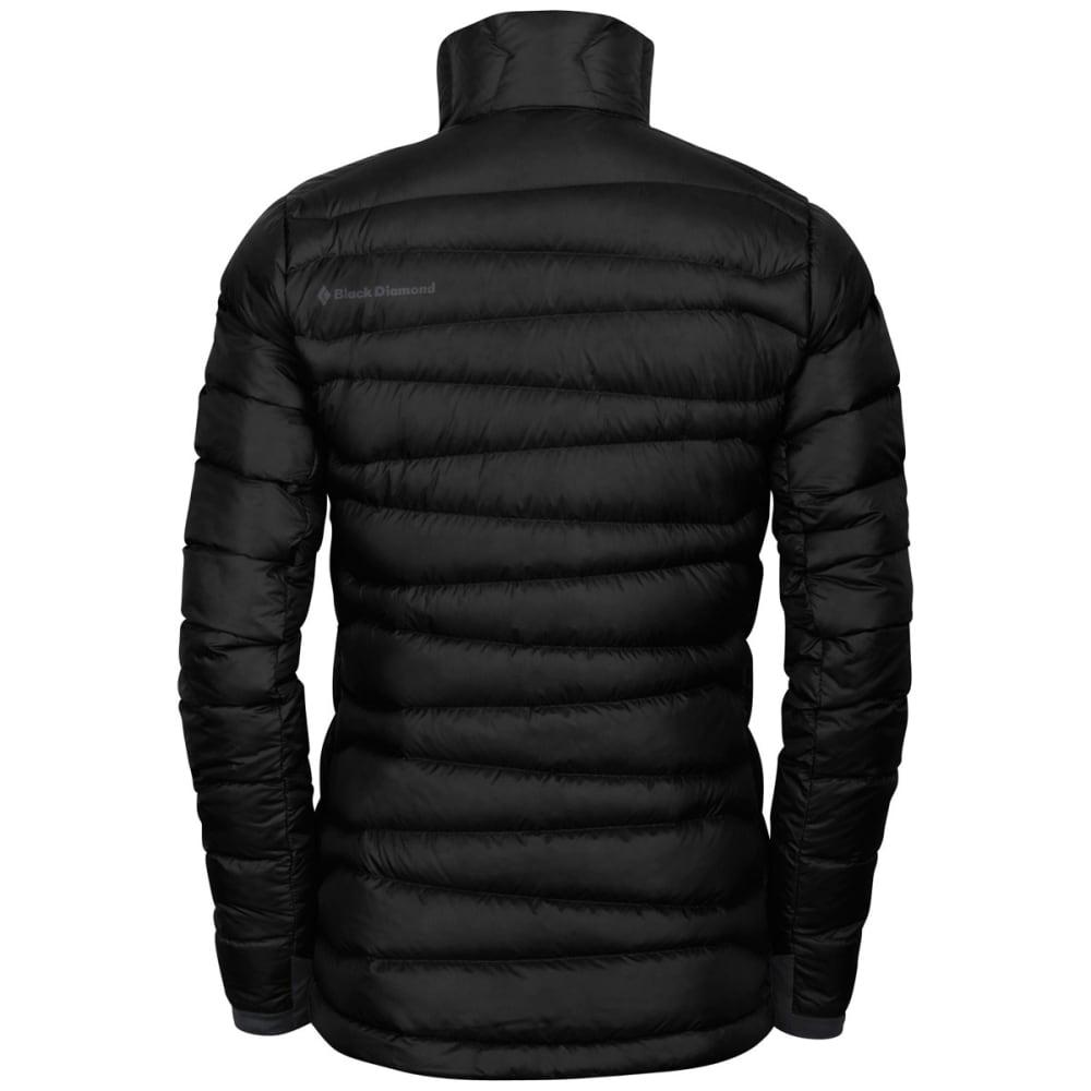 BLACK DIAMOND Women's Cold Forge Jacket - BLACK