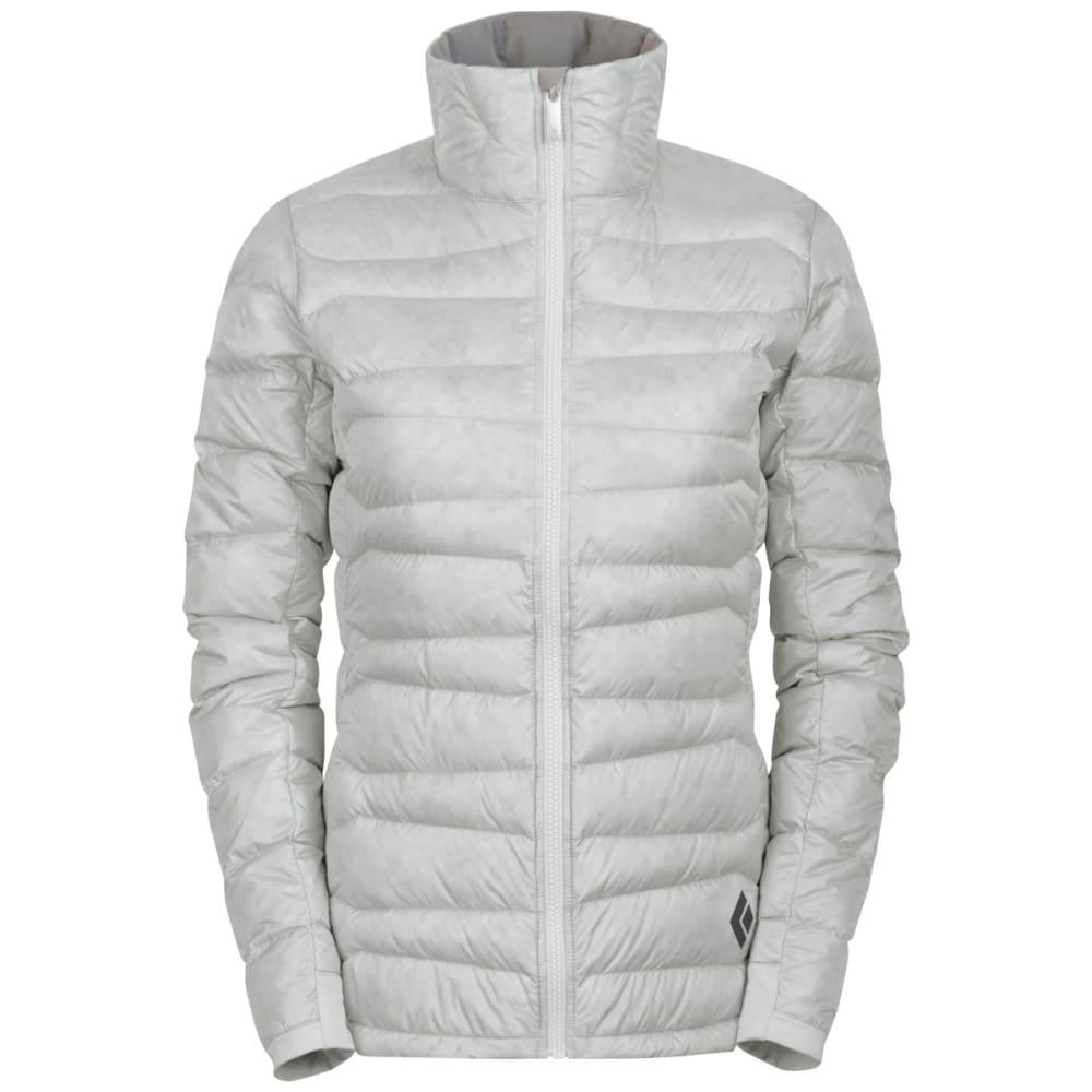 BLACK DIAMOND Women's Cold Forge Jacket - ALUMINUM