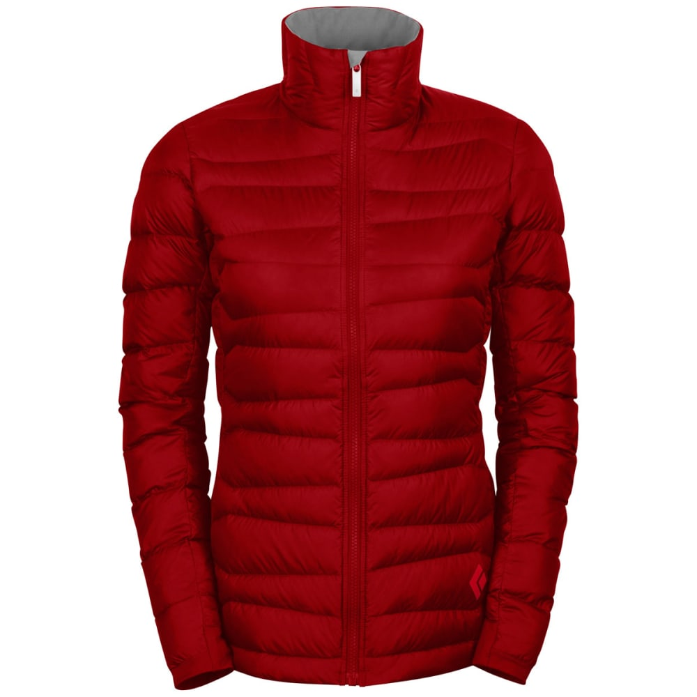 BLACK DIAMOND Women's Cold Forge Jacket - DEEP TORCH