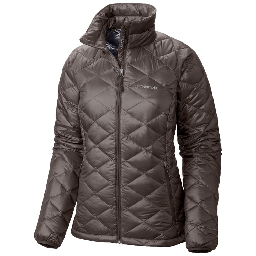 Deals on Columbia Womens Trask Mountain 650 TurboDown Jacket