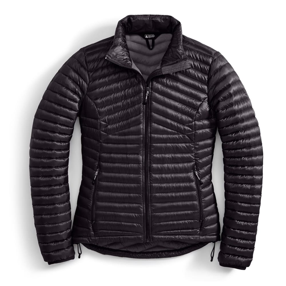 EMS® Women's Feather Pack 800 Downtek™ Jacket, past season - JET BLACK