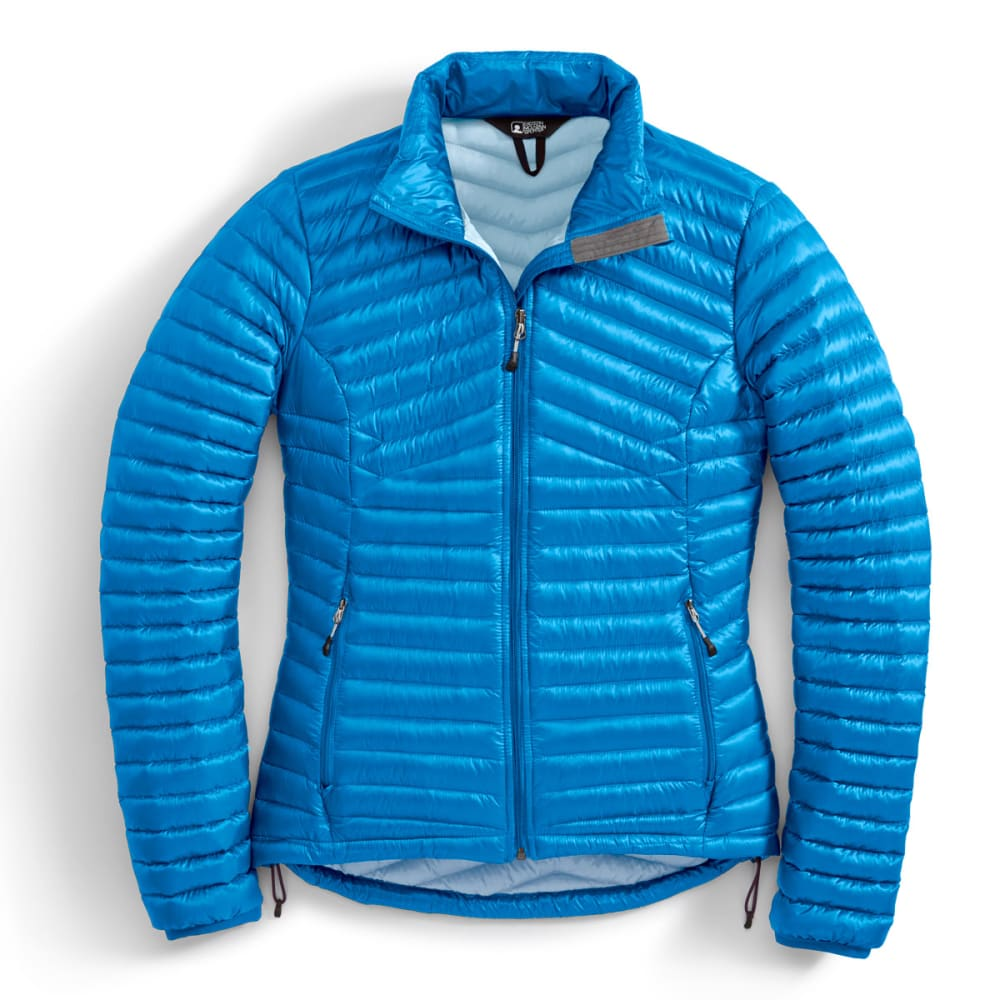 EMS® Women's Feather Pack 800 Downtek™ Jacket  - DIRECTOIRE BLUE