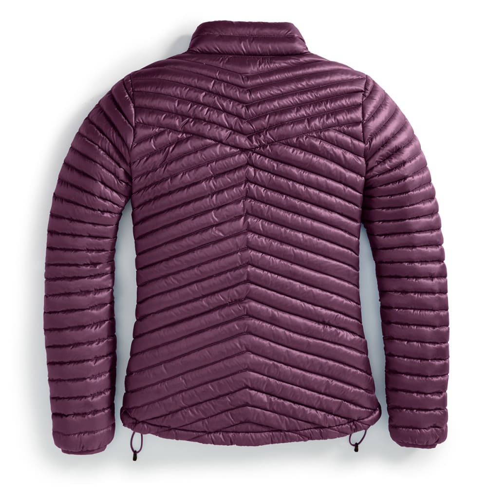 EMS® Women's Feather Pack 800 Downtek™ Jacket - WINEBERRY