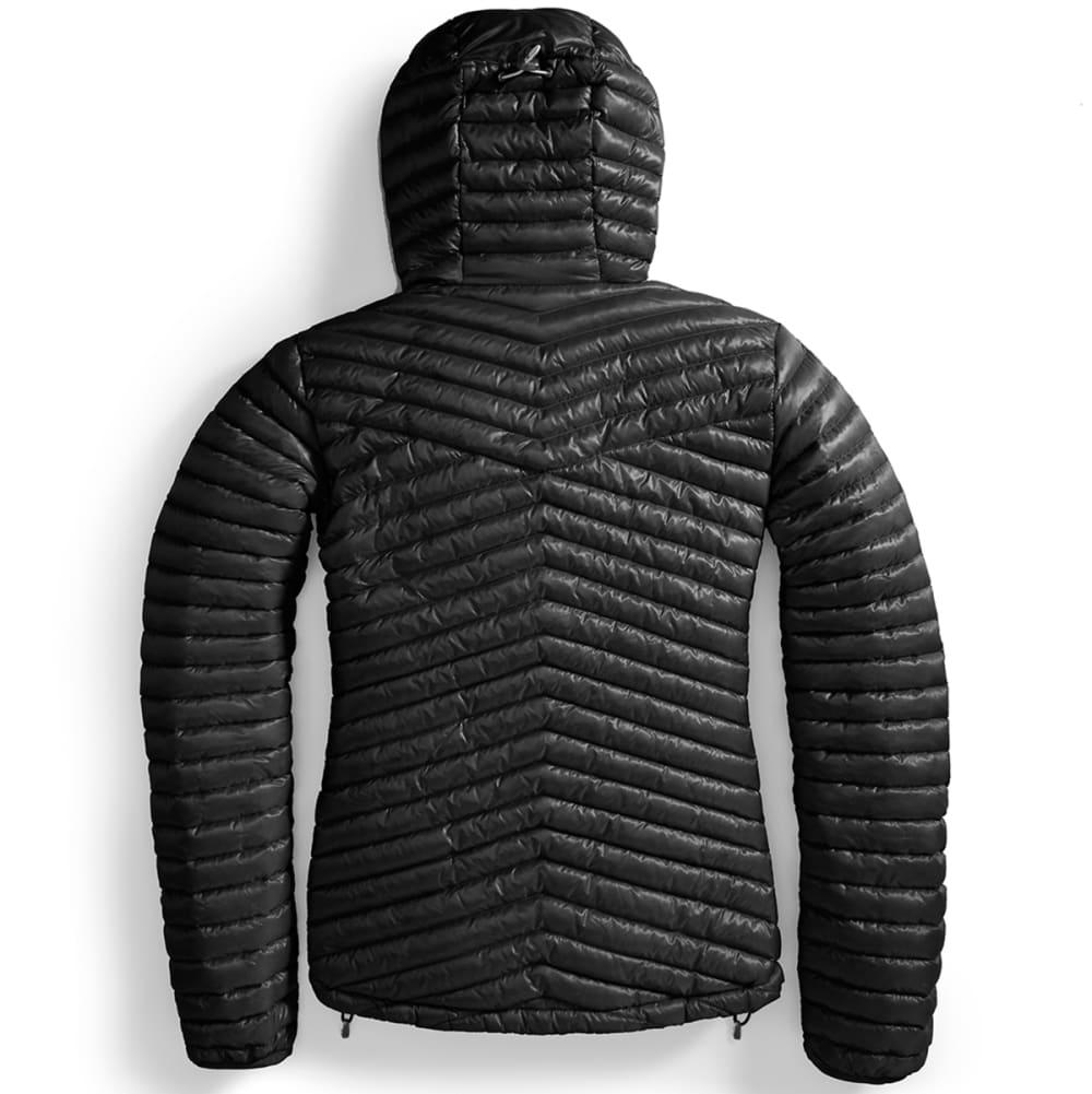 EMS® Women's Feather Pack 800 Downtek™ Hooded Jacket - JET BLACK
