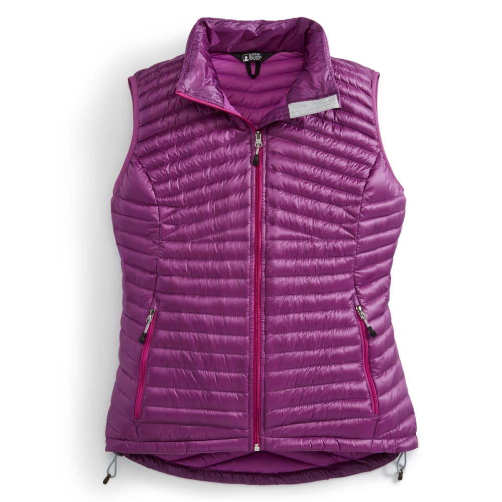 EMS® Women's Feather Pack 800 Downtek™ Vest, past season - DAHLIA