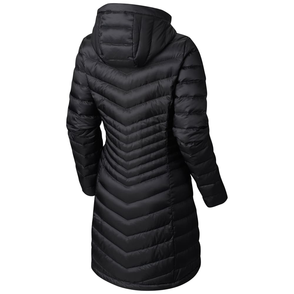 MOUNTAIN HARDWEAR Women's Nitrous™ Hooded Down Parka - BLACK