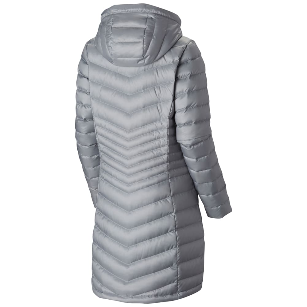MOUNTAIN HARDWEAR Women's Nitrous™ Hooded Down Parka - STEAM
