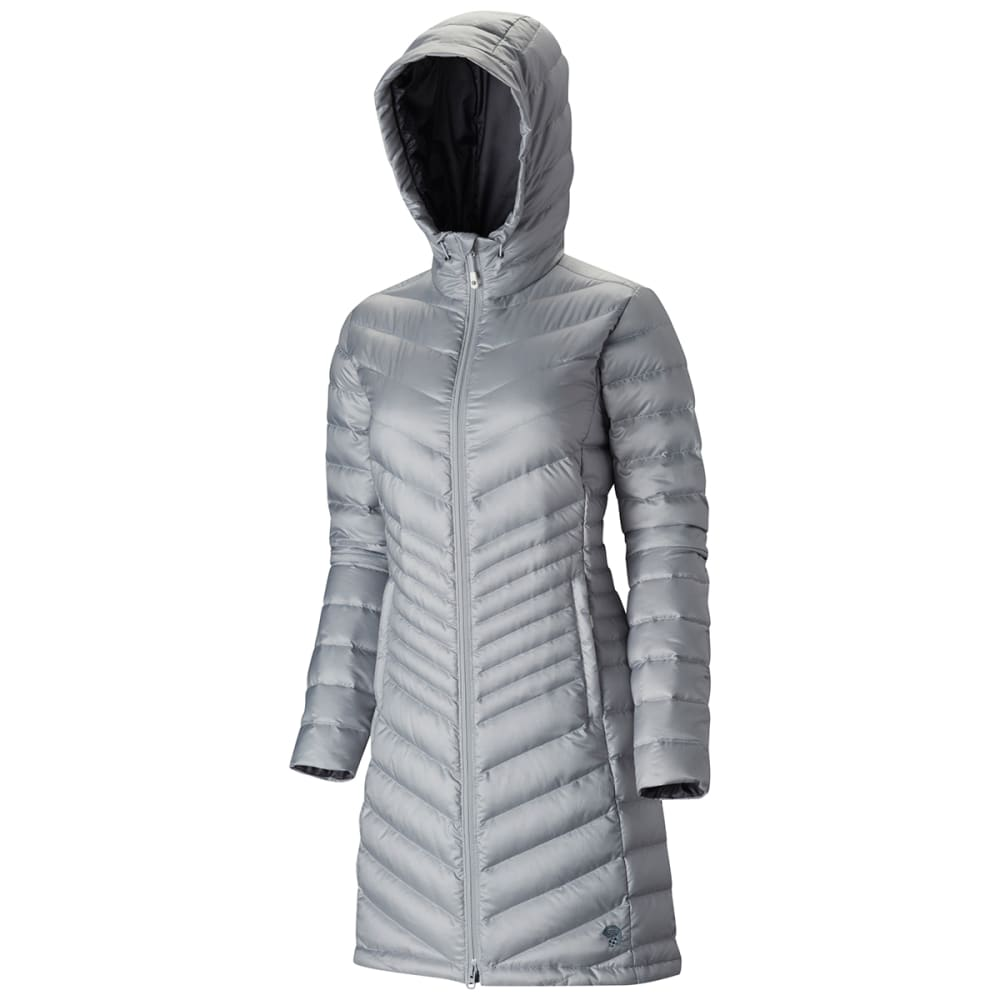 MOUNTAIN HARDWEAR Women's Nitrous™ Hooded Down Parka - STEAM