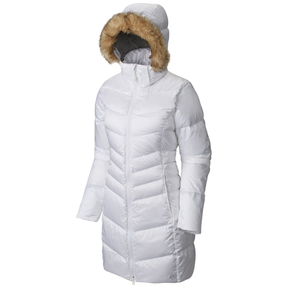 MOUNTAIN HARDWEAR Women's Downtown Coat - WHITE