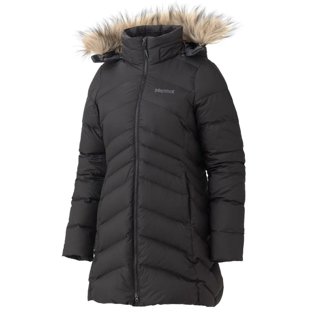 MARMOT Women's Montreal Coat - 001-BLACK