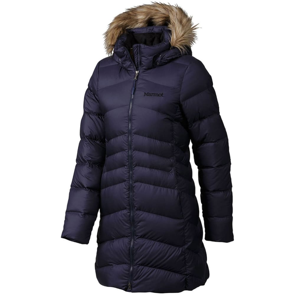 MARMOT Women's Montreal Coat - MIDNIGHT NAVY