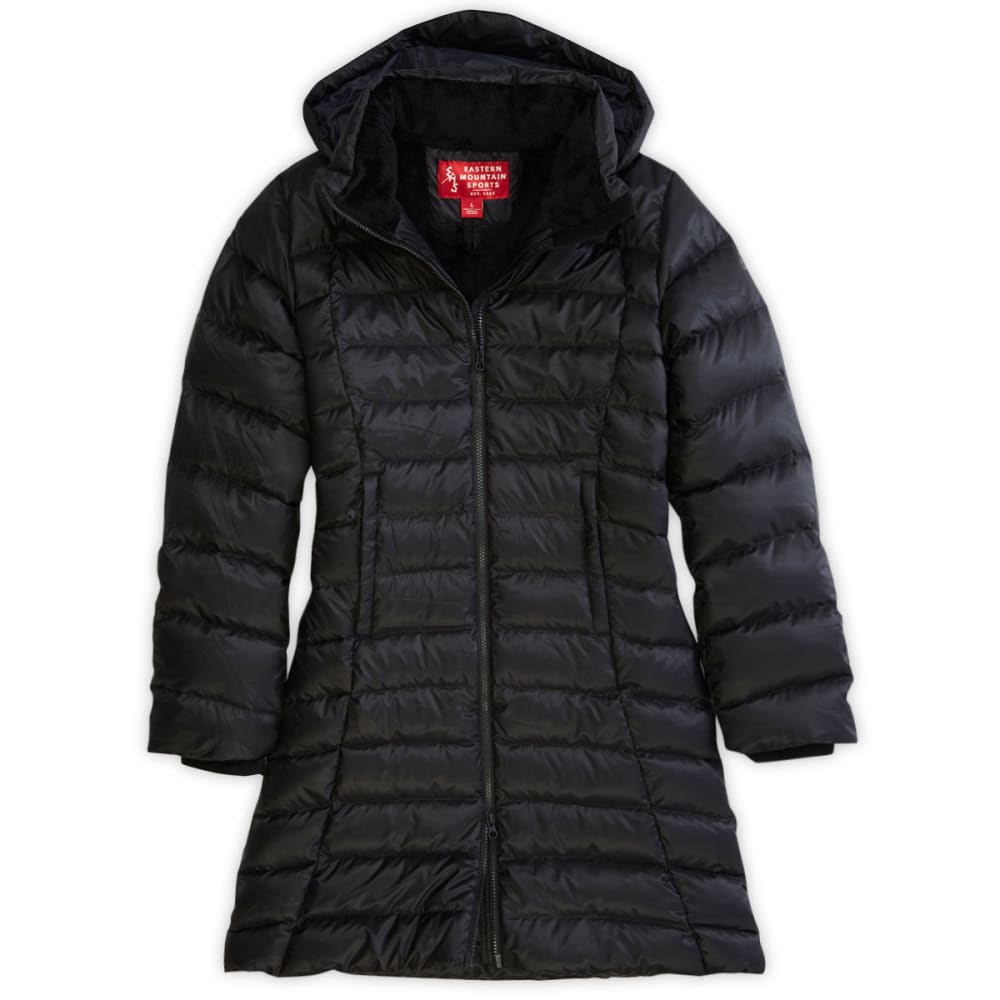 EMS® Women's Metro Down Parka - JET BLACK