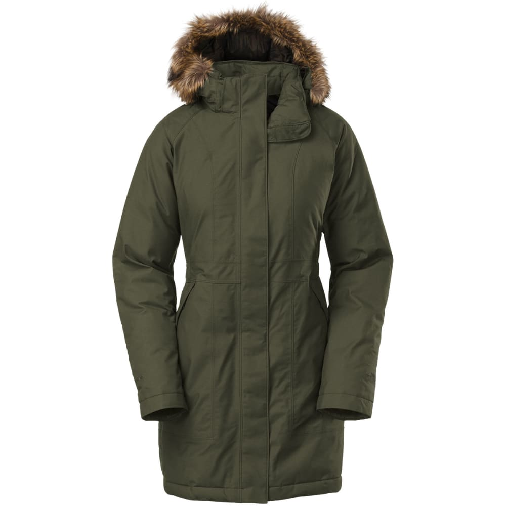 THE NORTH FACE Women's Arctic Parka - FOREST