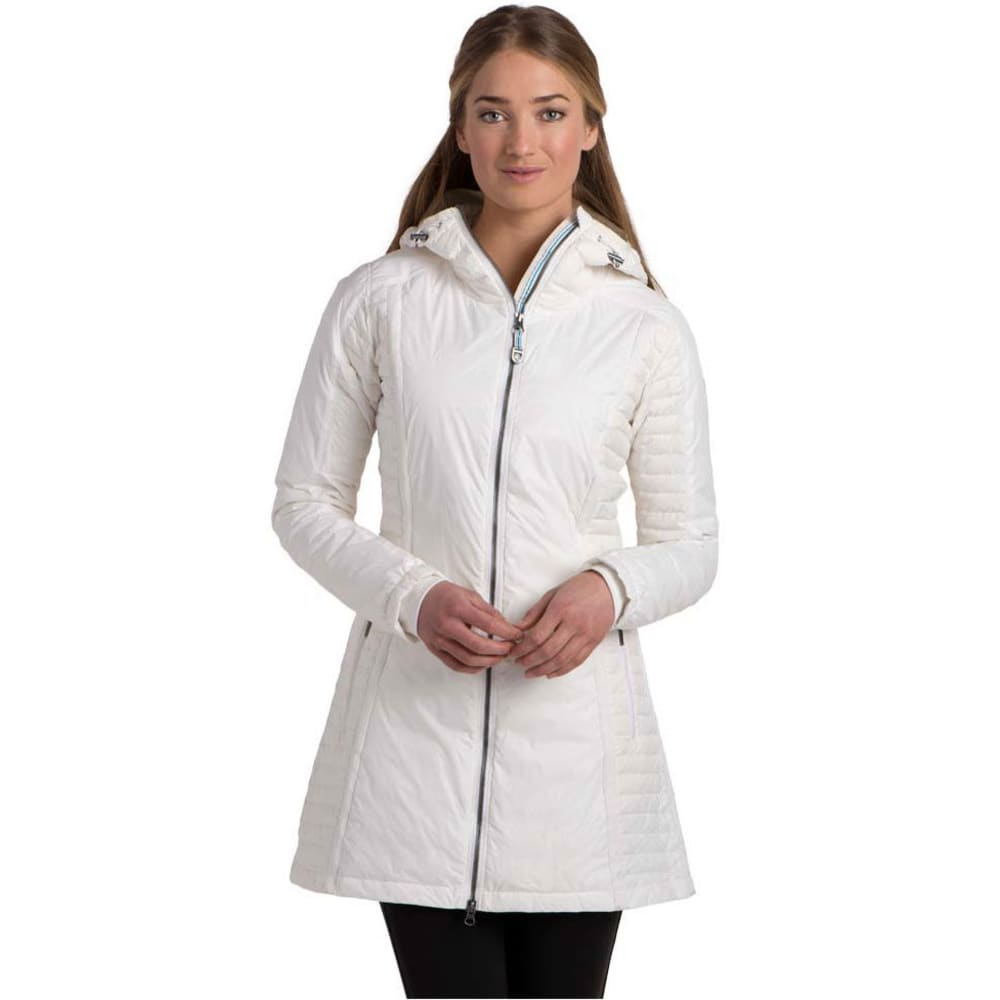 KÜHL Women's Spyfire Down Parka  - WHITE