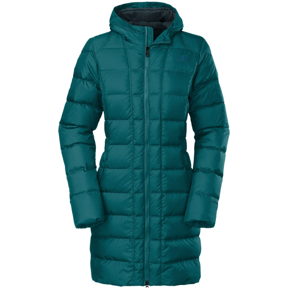 THE NORTH FACE Women's Gotham Parka - JUNIPER TEAL