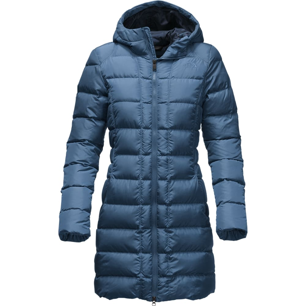 THE NORTH FACE Women's Gotham Parka - HDC-SAHDY BLUE