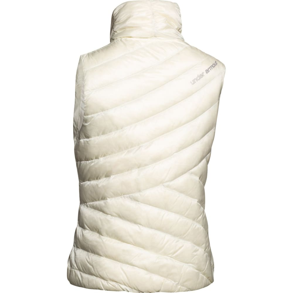 UNDER ARMOUR Women's ColdGear® Infrared Uptown Vest - IVORY BOULDER