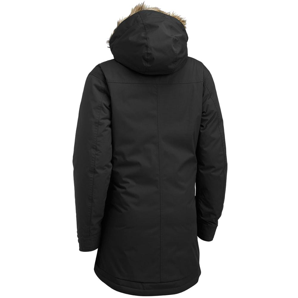 EMS® Women's North Kingdom Parka - JET BLACK