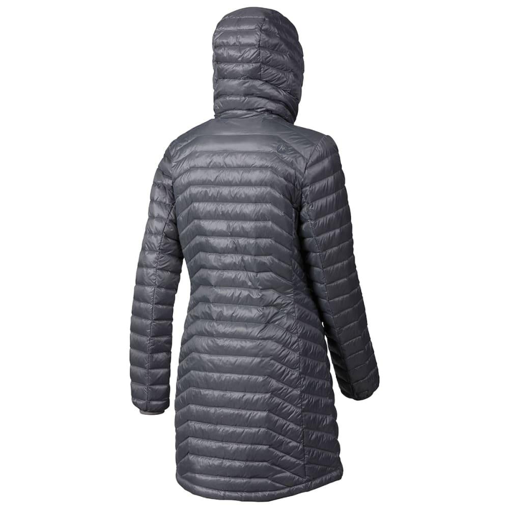 MARMOT Women's Sonya Hooded Jacket - STEEL