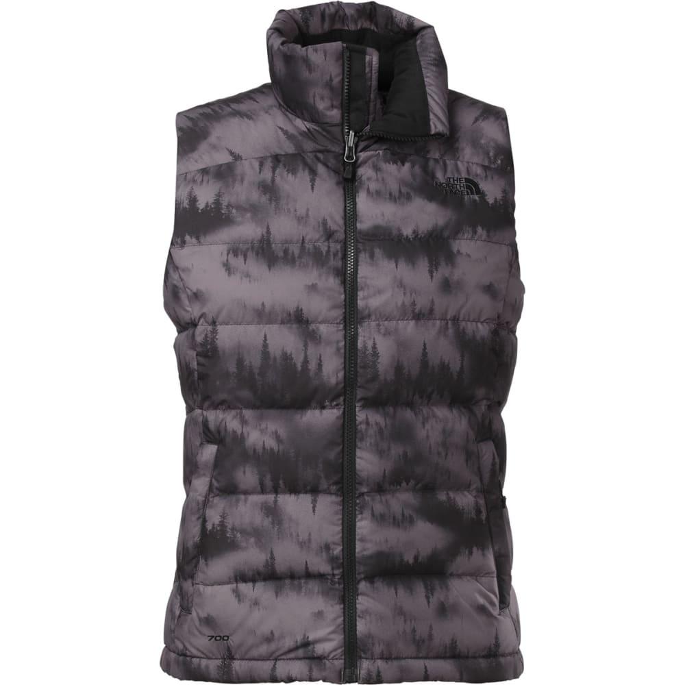 THE NORTH FACE Women's Nuptse 2 Vest - BLACK MOUNTAIN SCAPE
