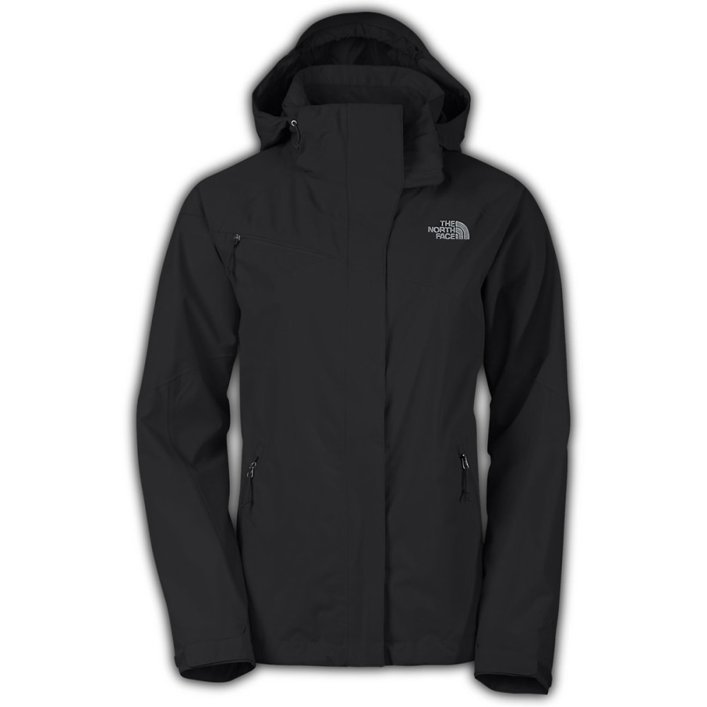 THE NORTH FACE Women's Cinnabar Triclimate Jacket - TNF BLACK/TNF BLK