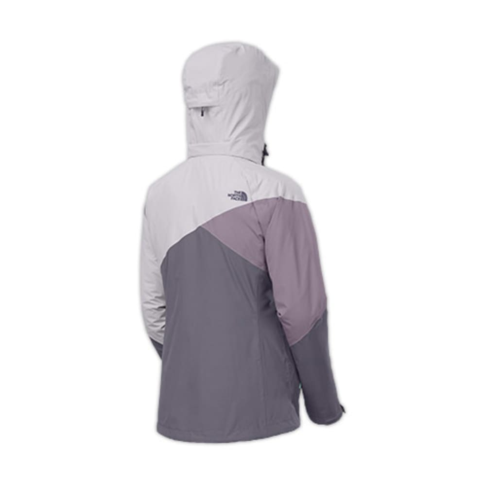 THE NORTH FACE Women's Cinnabar Triclimate Jacket - GREYSTONE BLUE/DAPPL