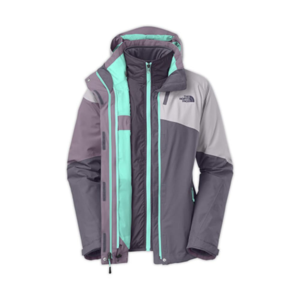 The North Face Women S Cinnabar Triclimate Jacket