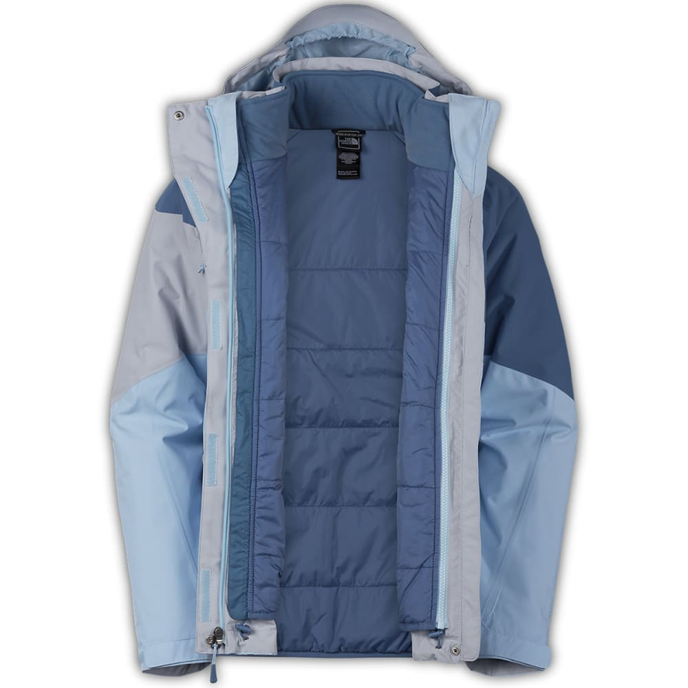 108456db7 THE NORTH FACE Women's Cinnabar Triclimate Jacket