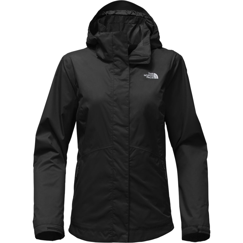 THE NORTH FACE Women's Mossbud Swirl Triclimate® Jacket - JK3- TNF BLACK